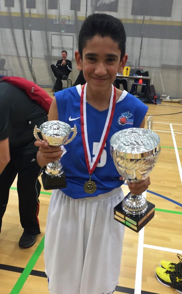 U14 Trophy Spelthorne